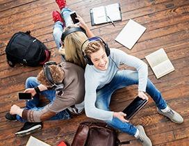 Aanbod mediawijsheid voortgezet onderwijs